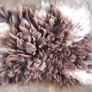 Felted Fleece Seat Rug