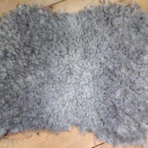 Gotland Wool Rug - Lamb Fleece