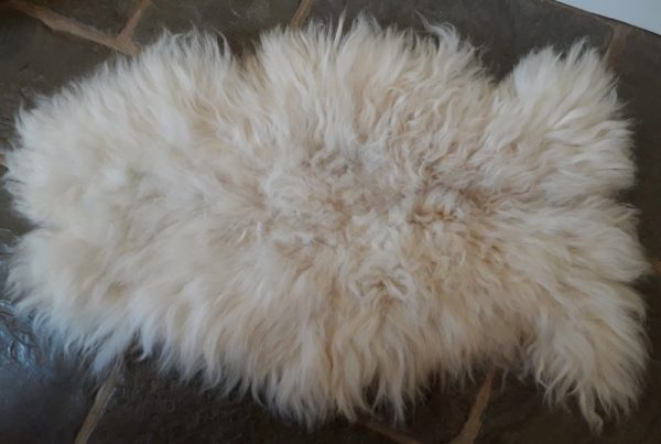Scottish Fleece - Vegetarian Sheepskin Rug